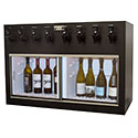 WineKeeper Monterey 8 Bottle (Laminate) 220V #25614