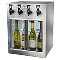 WineKeeper Monterey 4 Bottle (Special Laminate) 220V #25609
