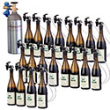 WineKeeper 20-Bottle Wine Tasting Station #16162