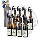 WineKeeper 8 Bottle Wine Tasting Station #16159