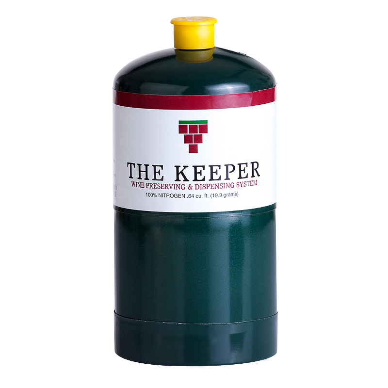 WineKeeper Disposable Nitrogen Canister #5643 | IWA Wine Accessories