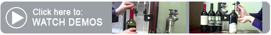 Watch WineKeeper demo videos