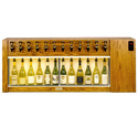 WineKeeper Magnum 12 Bottle (Oak) Dual Zone #16335