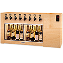 WineKeeper Magnum 8 Bottle (Oak) Single Zone #8003