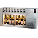 WineKeeper Magnum 8 Bottle (Stainless Steel #4) Single Zone #8006
