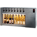 WineKeeper Magnum 8 Bottle (Special Laminate) Dual Zone #16337