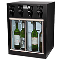WineKeeper Monterey 2 Red + 2 White (Laminate) 220V #25612