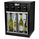 WineKeeper Monterey 4 Bottle (Laminate) 220V #25610