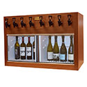 WineKeeper Monterey 8-Bottle (Mahogany) #7773