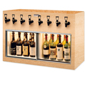 WineKeeper Monterey 8-Bottle (Oak) #7774