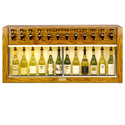 WineKeeper Monterey 12 Bottle (Oak) #7763