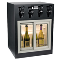 WineKeeper Monterey ETL 4 Bottle (Laminate) #7984