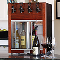WineKeeper Napa 2 Red + 2 White (Mahogany) 220V #25597