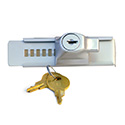 WineKeeper Sliding Door Lock #7816