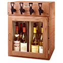 WineKeeper Sonoma 2x2 Bottle (Oak) 220V #25604