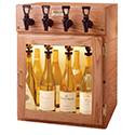 WineKeeper Sonoma 4 Bottle (Oak) 220V #25606