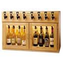 WineKeeper Sonoma 8 Bottle (Oak) 220V #25608