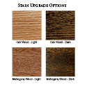 WineKeeper Wood Stain Upgrade #19092