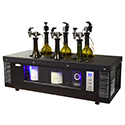 WineKeeper 6-Bottle Wine Tasting Station with Chiller #19461